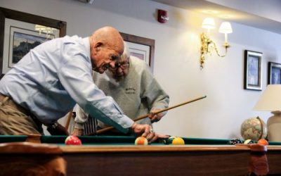What Amenities Are Offered with Lakeside Assisted Living?
